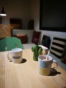 Desayuno hotel Inn Atocha