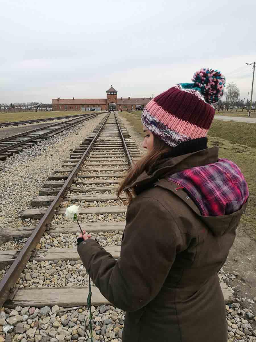 Que hacer en Auschwitz