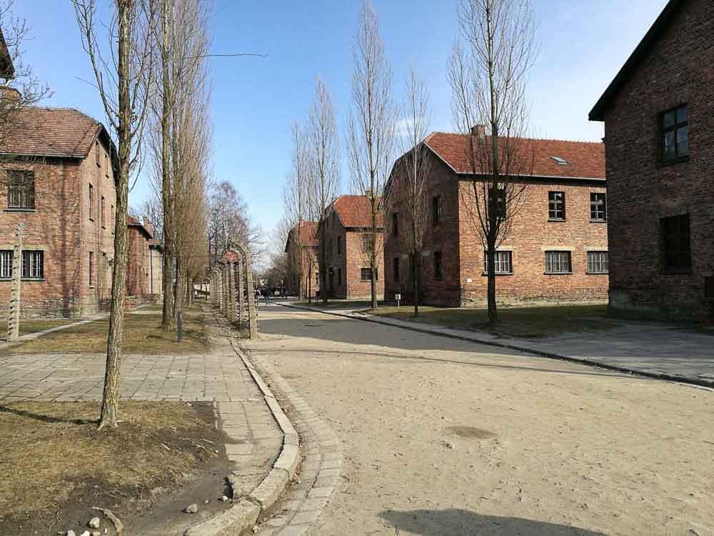 Que visitar en Auschwitz