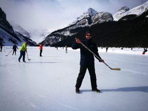 Hockey sobre el hielo