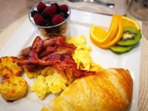 Desayuno en Calgary
