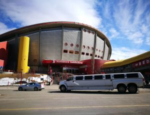 Estadio de Calgary