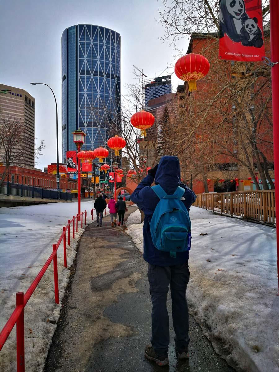 Chinatown de Calgary