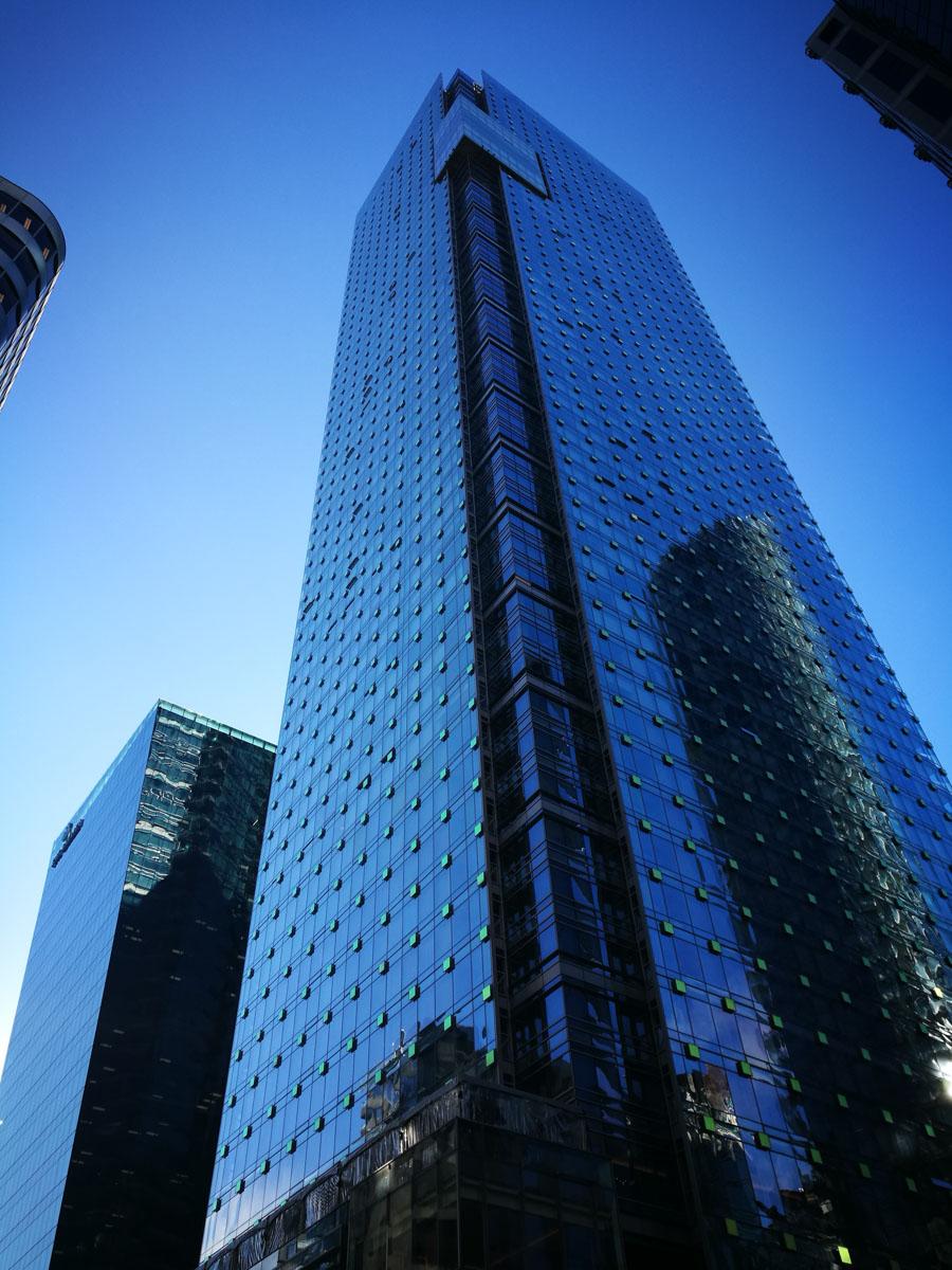 Rascacielos en Vancouver