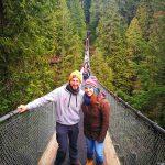 Que ver en Vancouver: Puente colgante de Capilano
