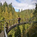 Que ver en Vancouver: Nosotros en Capilano