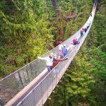Que ver en Vancouver: Nosotros en Puente Colgante