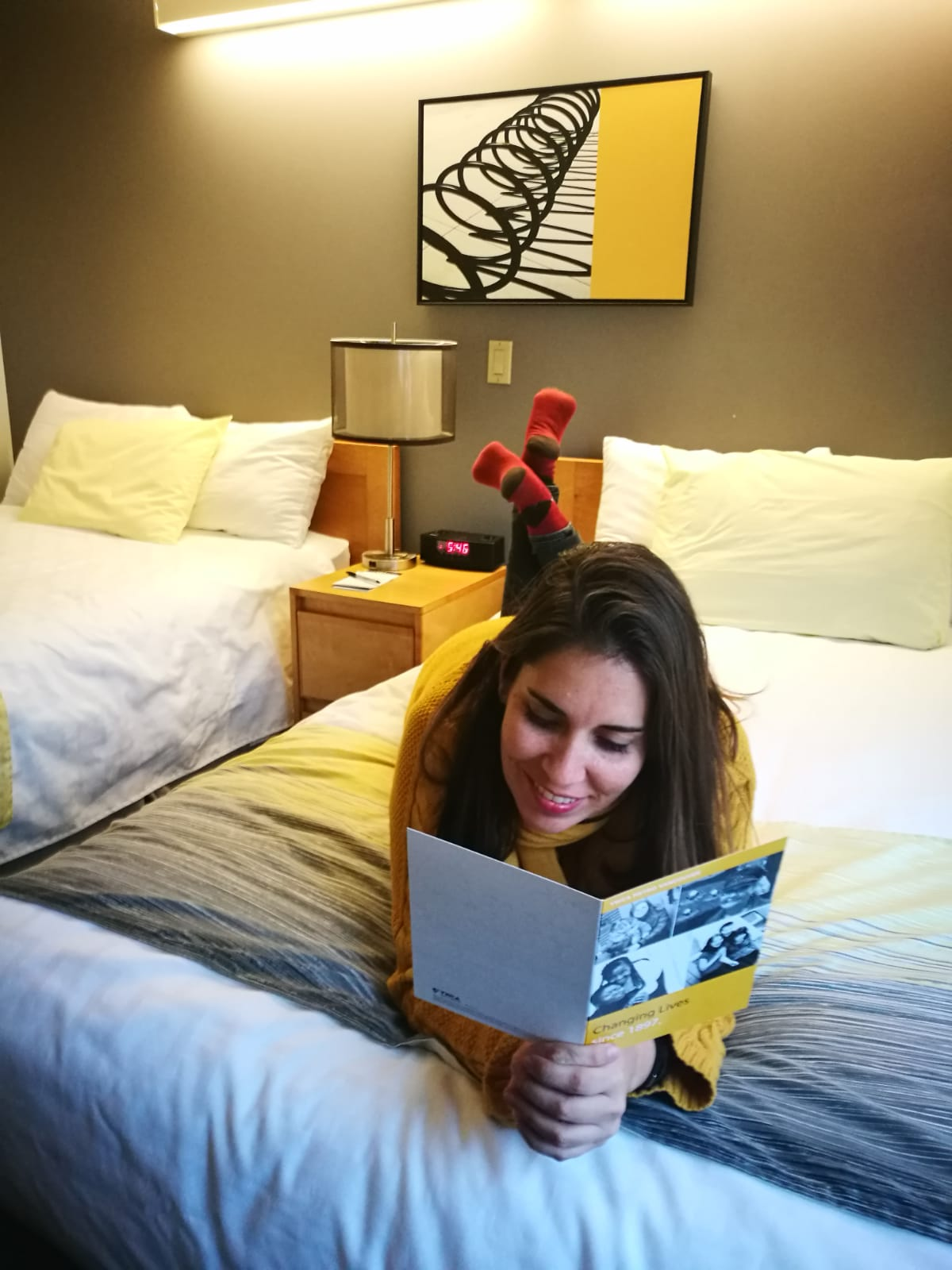 Nuestro hotel en Vancouver