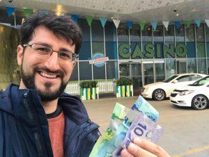 JP en el Casino Montreal