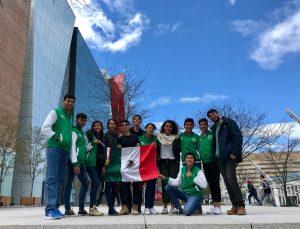Excursion con Sprachcaffe por el centro de Montreal