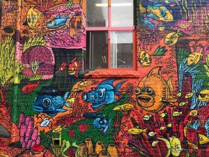 Graffitie alley