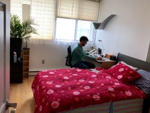 Mi habitacion en Ottawa
