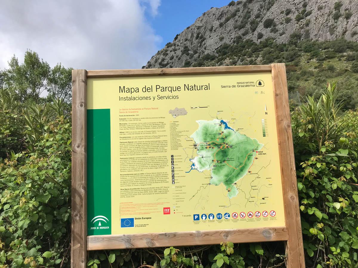 Plano Parque Natural