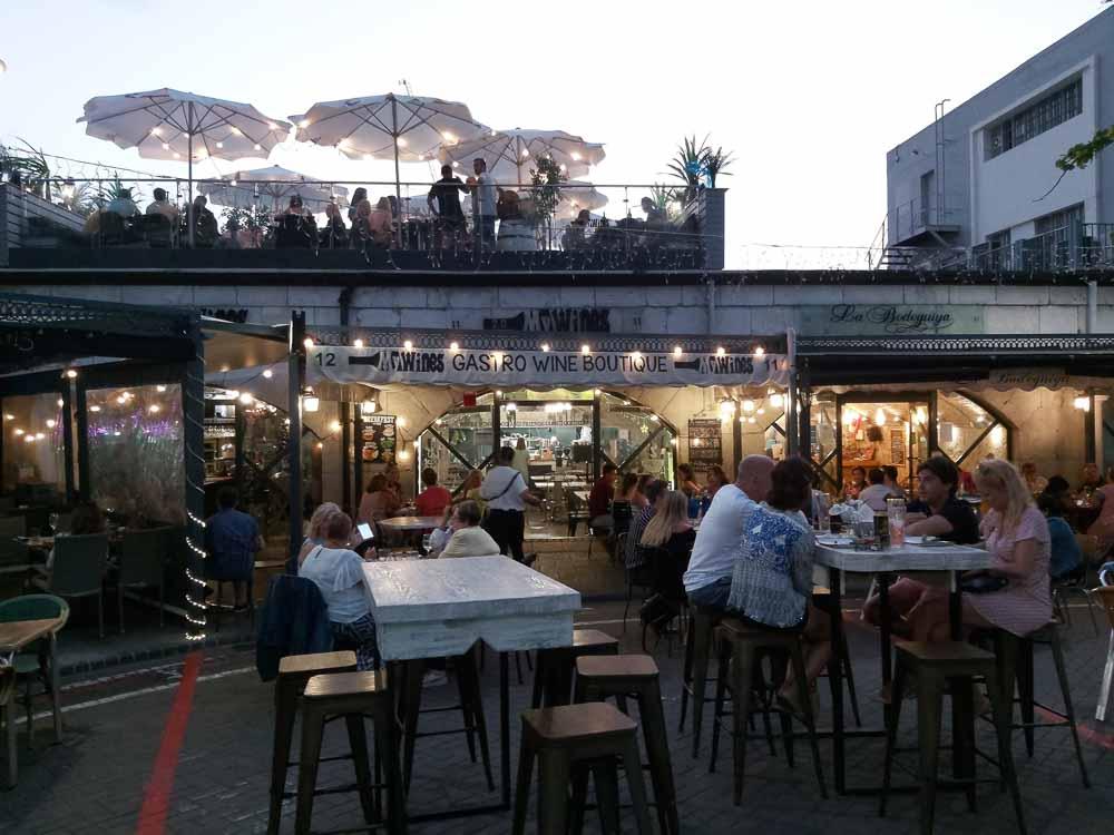 Restaurantes en Gibraltar