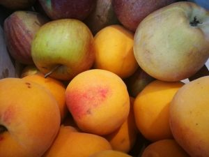 Fruta en Novotel Sevilla