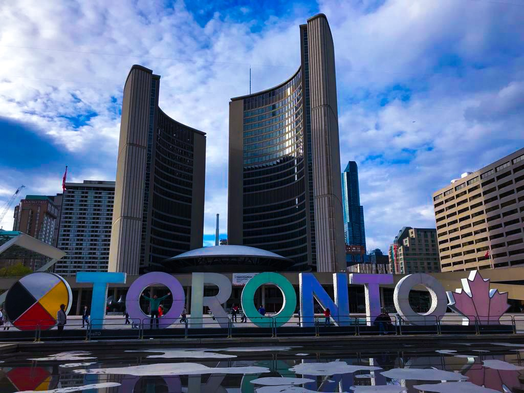 Ayuntamientos de Toronto