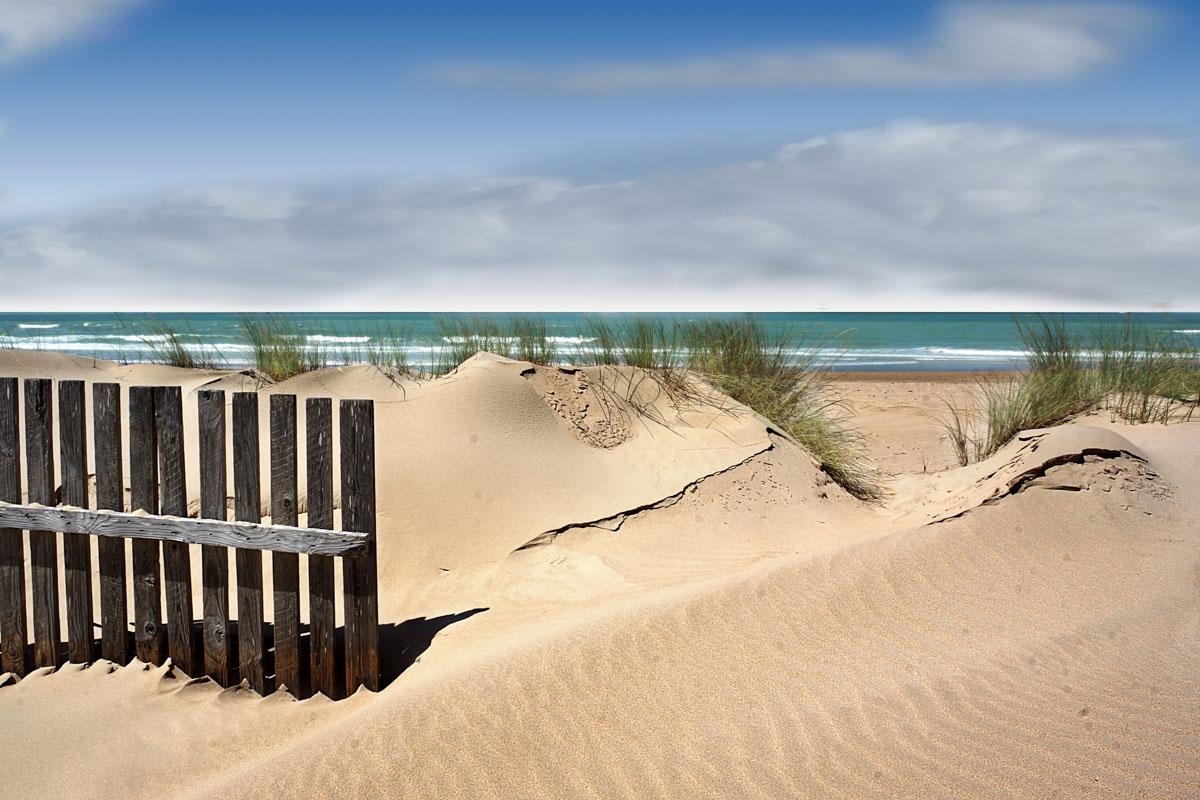 Playa de Cortadura de Cadiz