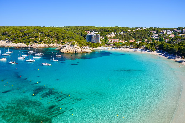 Playa Galdana