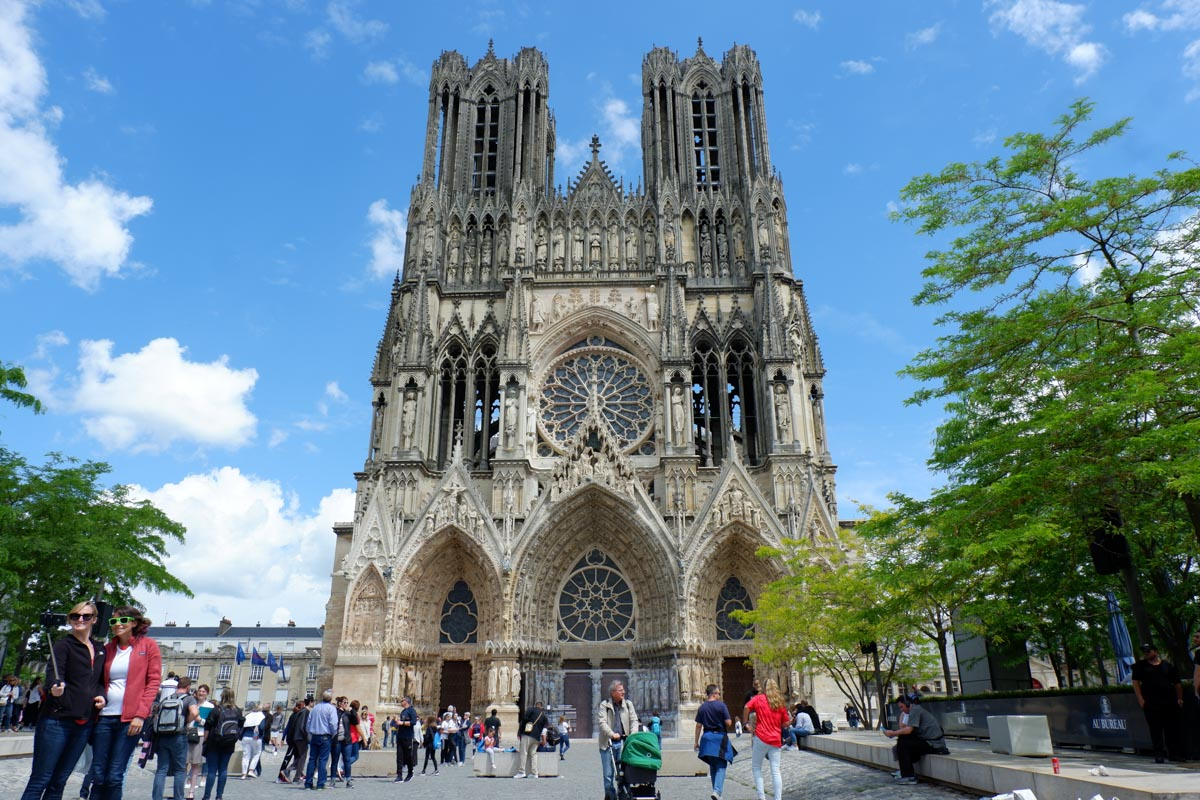 Catedral de Reims