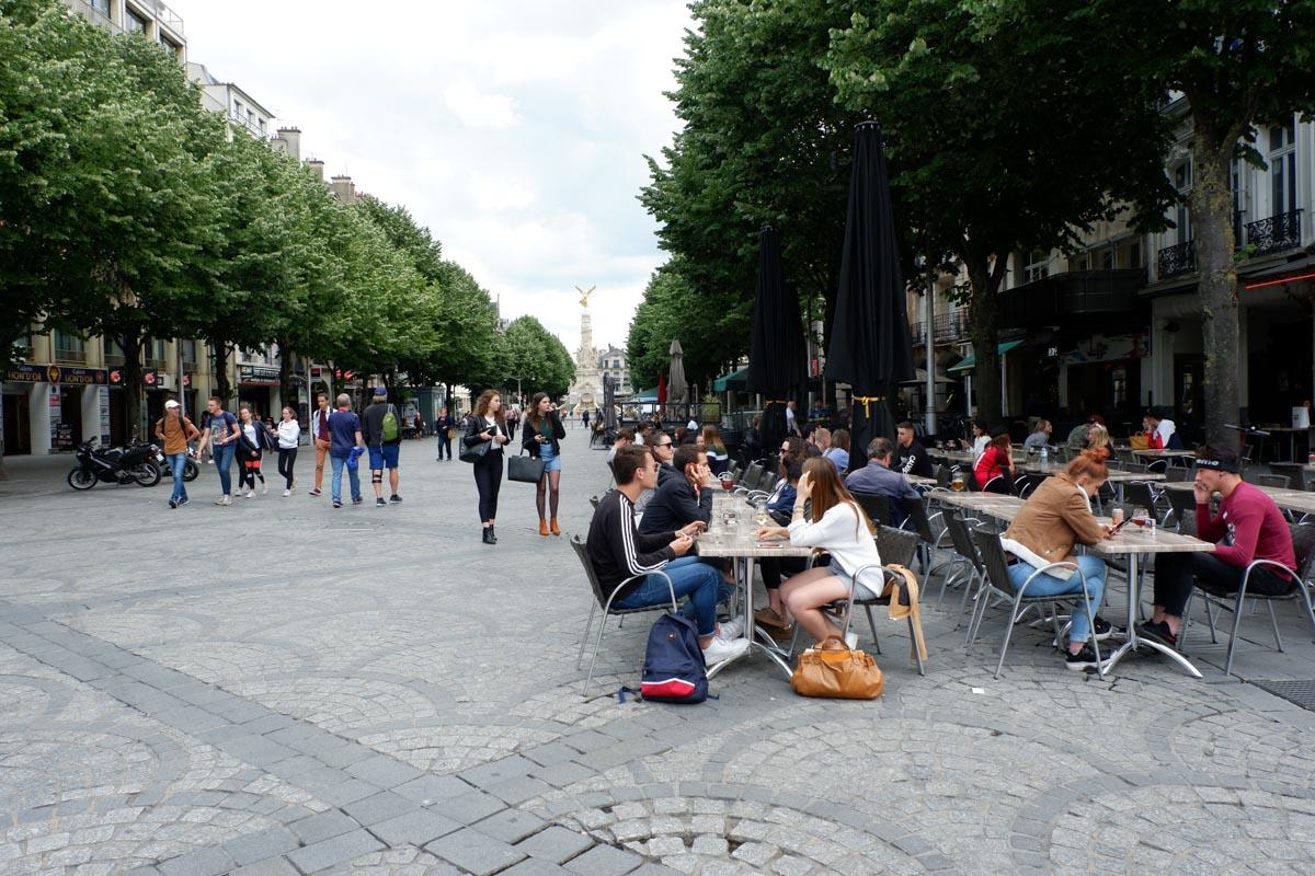 Terrazas de Reims