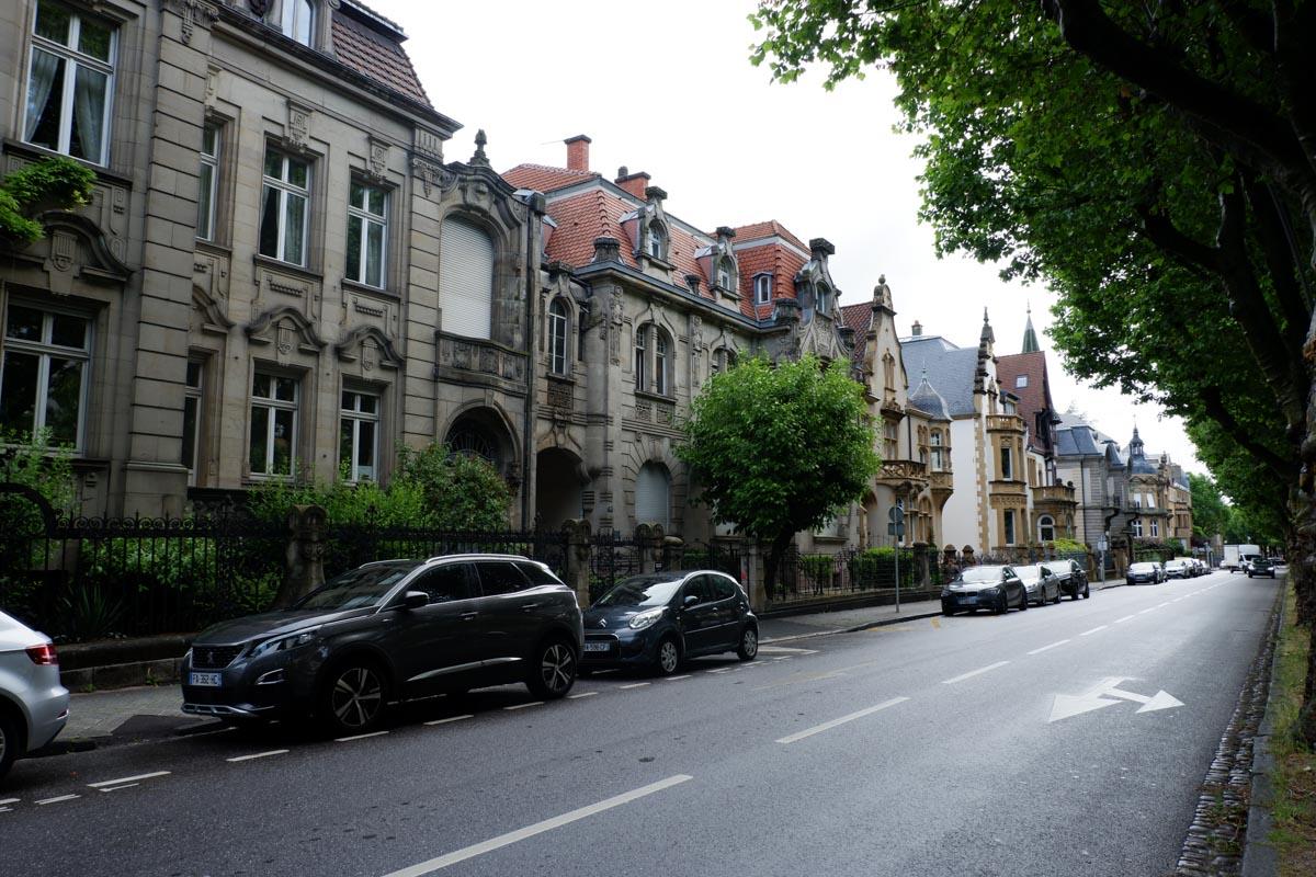 Barrio Imperial de Metz