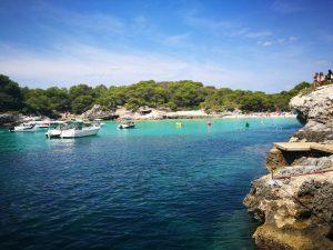 Mejores playas de Menorca