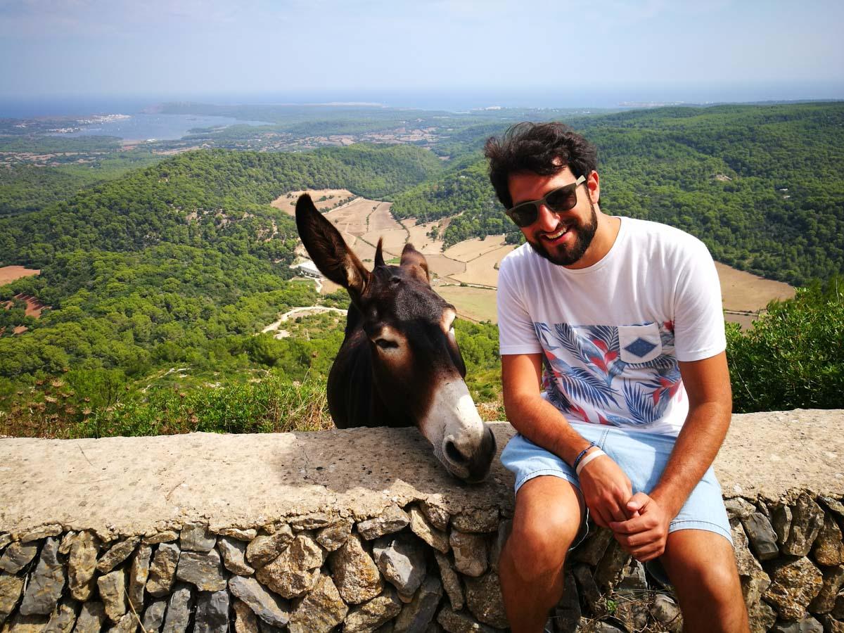 Monte Toro de Menorca