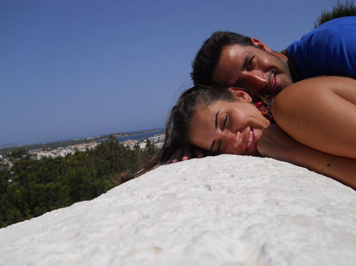 Nosotros en Ibiza