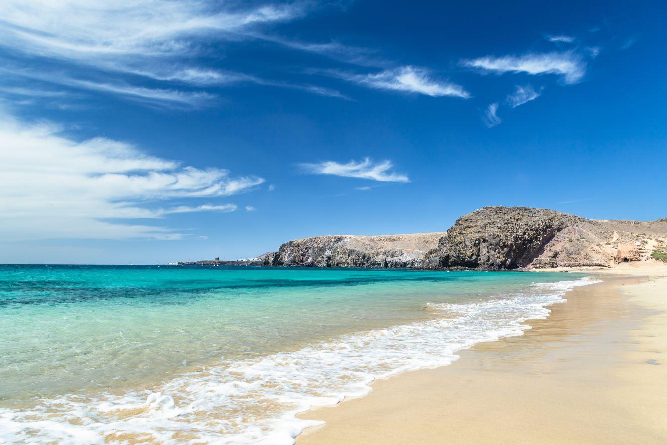 Las 10 mejores playas y calas de Lanzarote