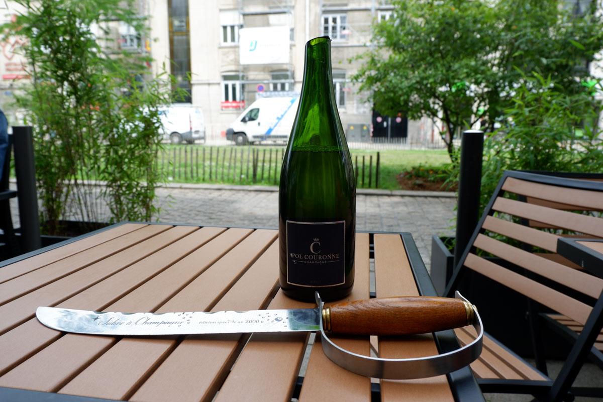 Reims, la capital mundial del champán