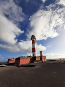 Faro en Fuerteventura