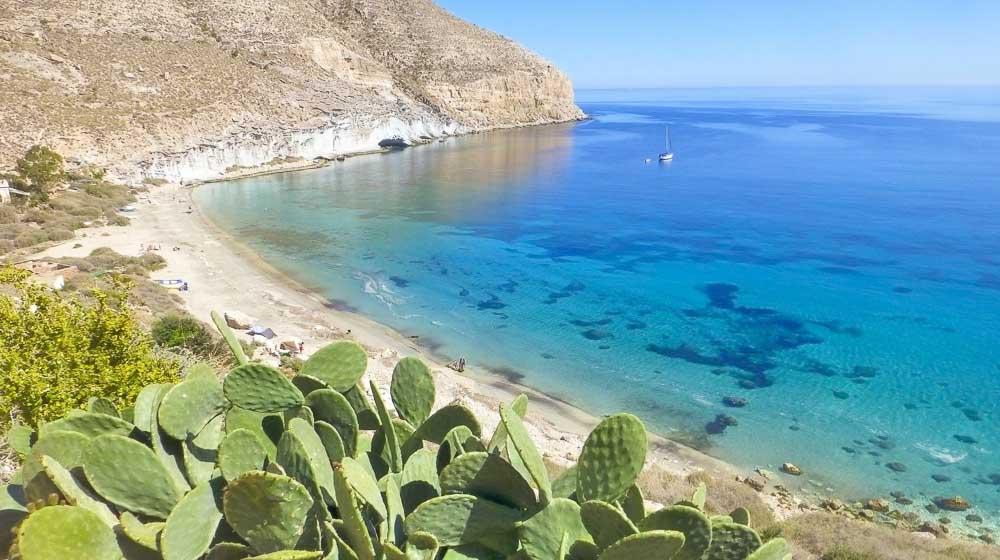 Mejores playas del Cabo de Gata