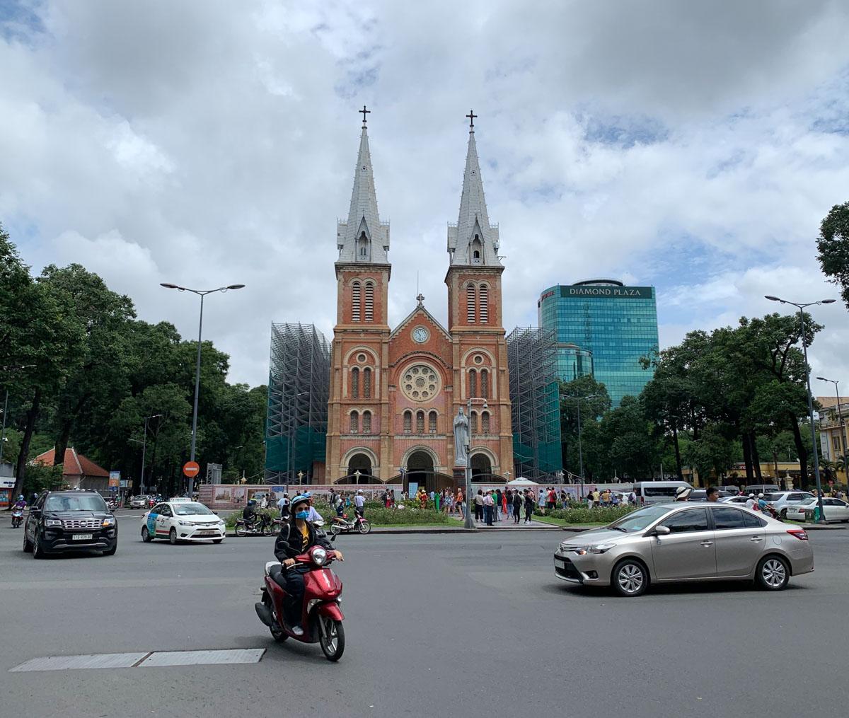 Catedral de Ho Chi Minh