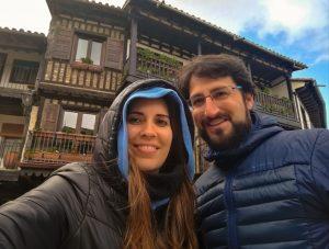 Nosotros en La Alberca