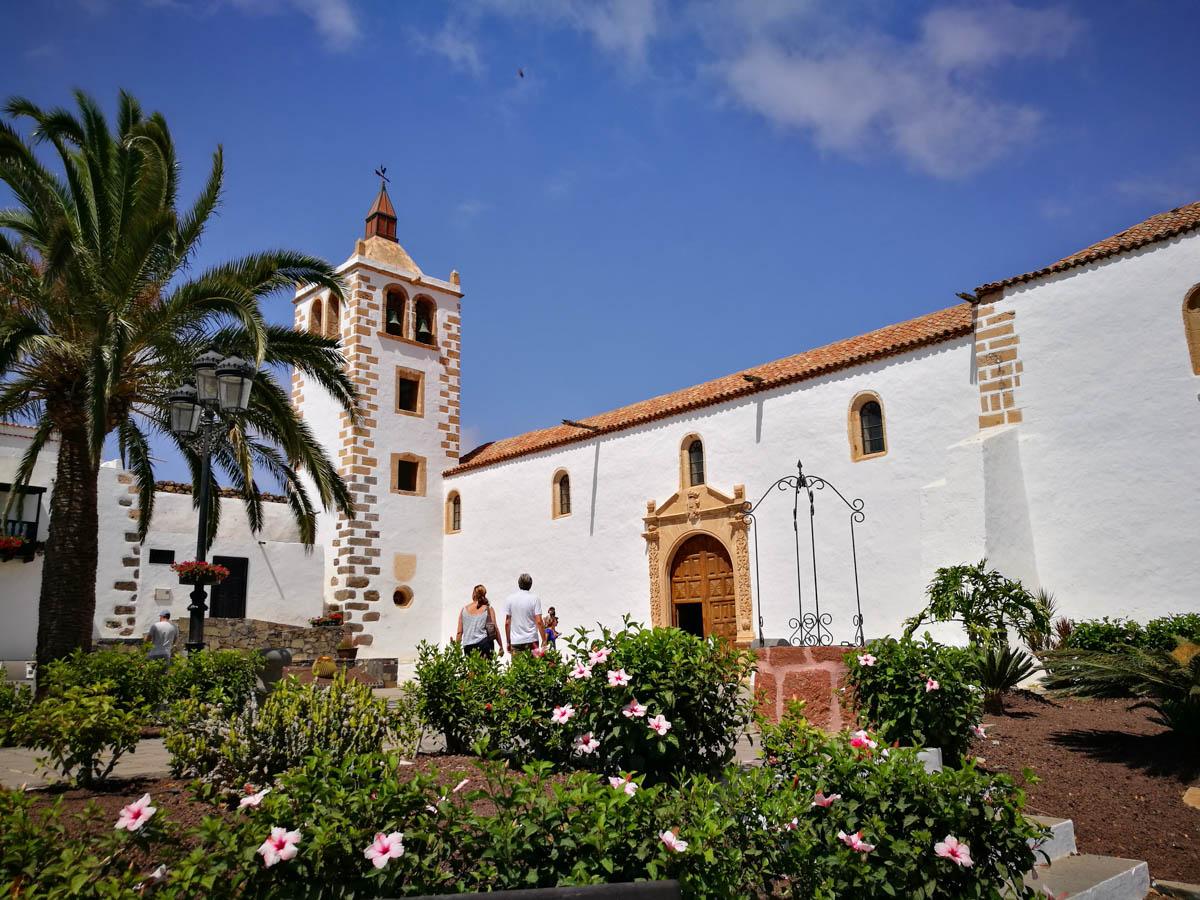 Iglesia de Santa Maria en Betancuria