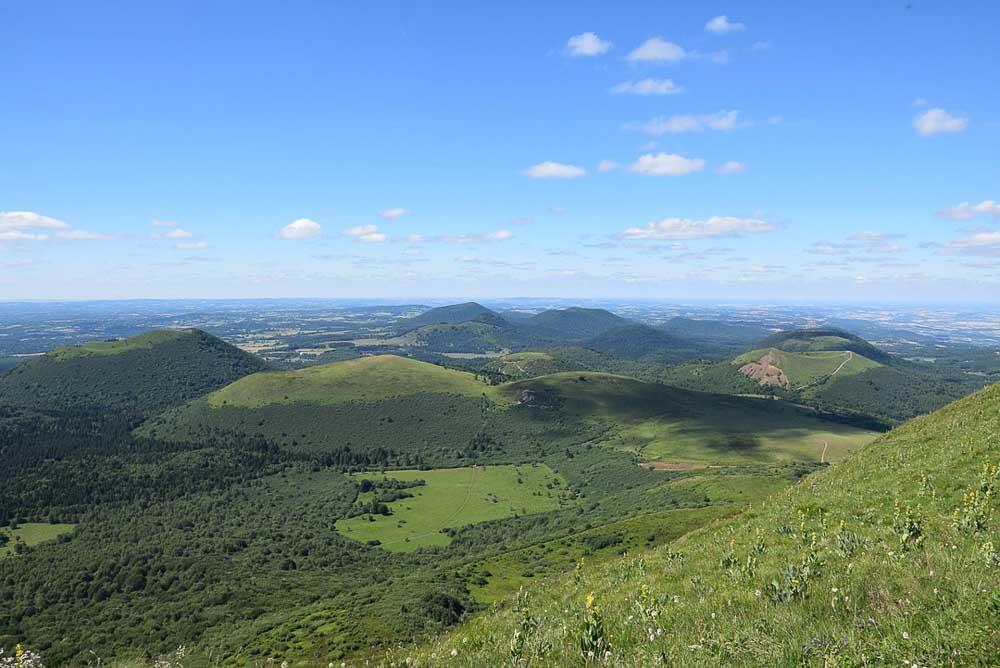 Volcanes de Clermont-Ferrand