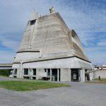 Iglesia de Le Corbusier