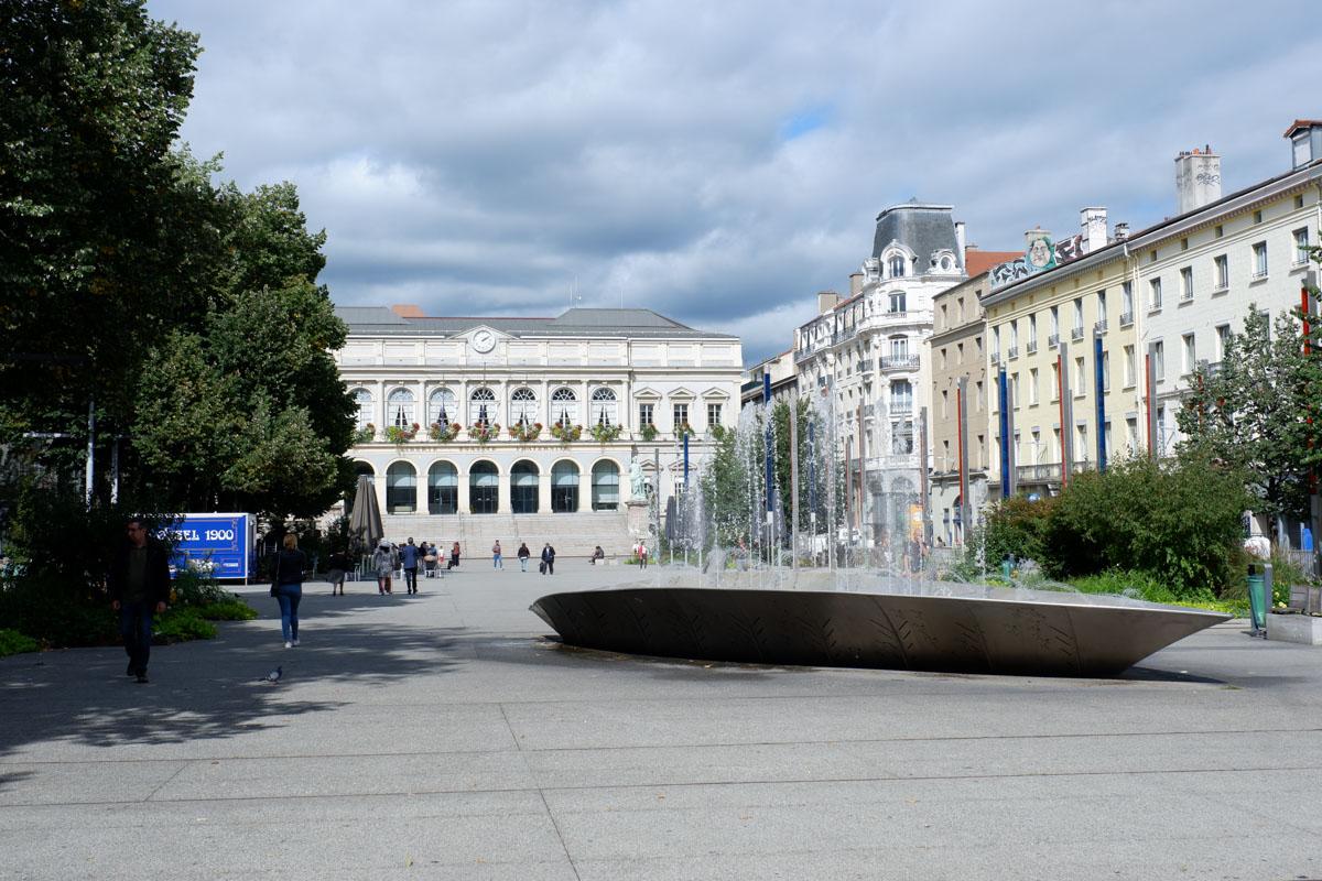 Centro en Saint-Etienne
