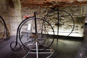 Bicicleta Museo de la Industria