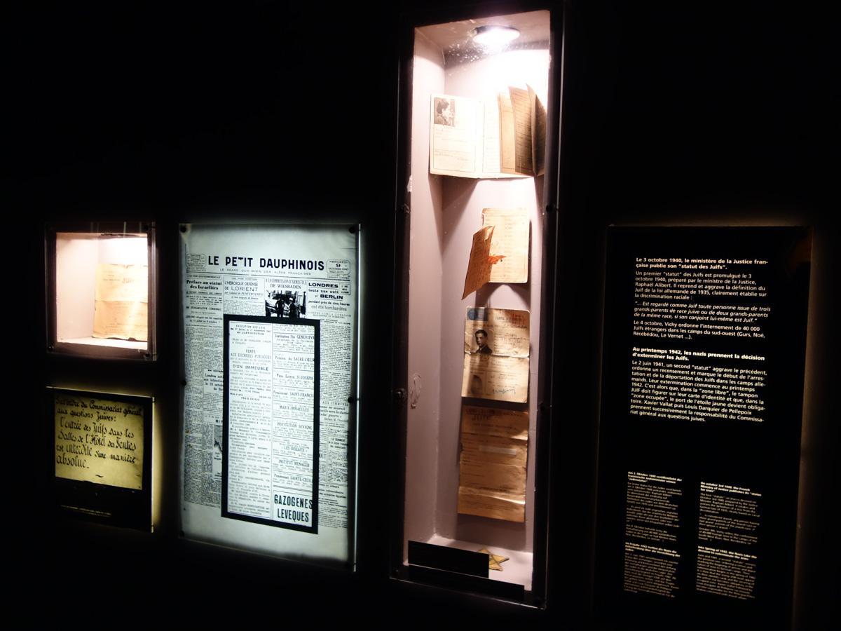 Museo de la Resistencia de Grenoble