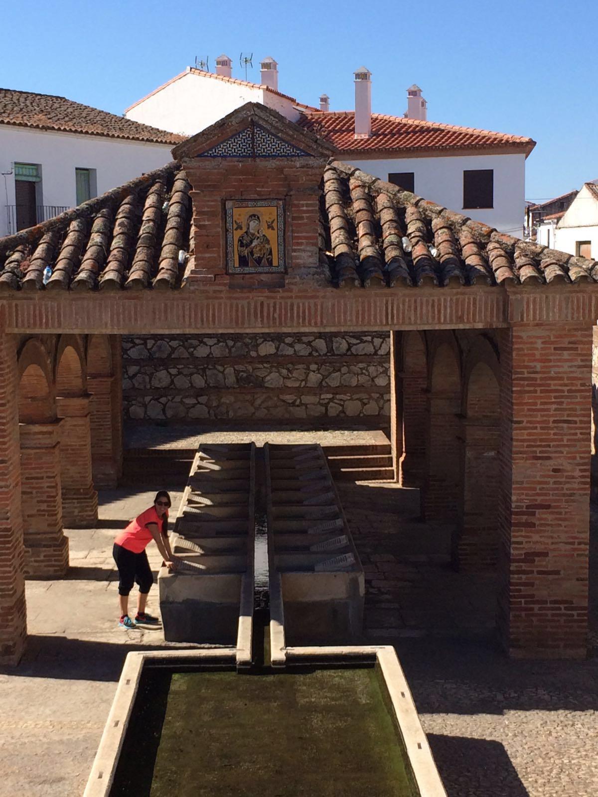 Sierra de Huelva: Lavaderos de Aracena