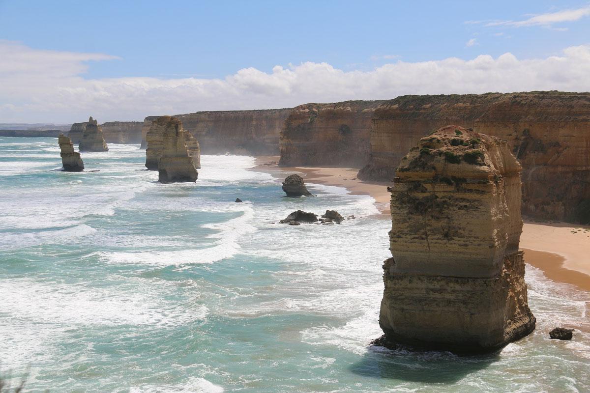 Que ver en Australia: Doce Apostoles