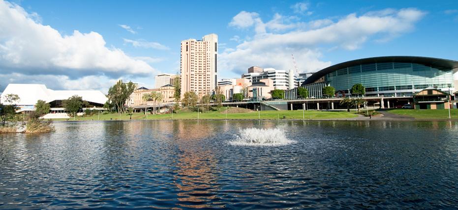 Que ver en Australia: Adelaida