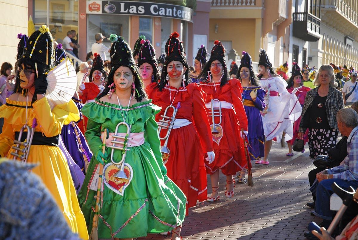 Carnavales de Gran Canaria