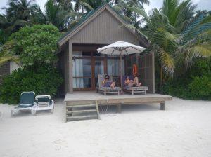 Mejores hoteles en Maldivas