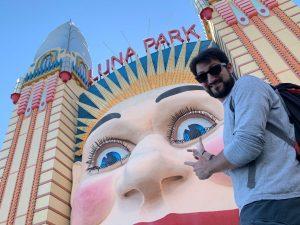 JP en Luna Park