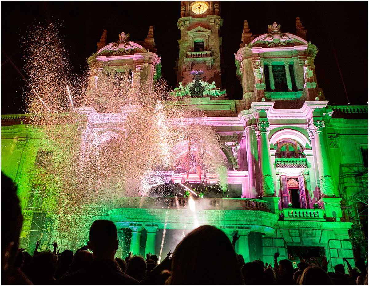 Navidad en Valencia: Nochevieja