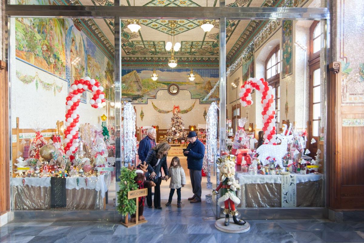 Navidad en Valencia: Estacion del Norte