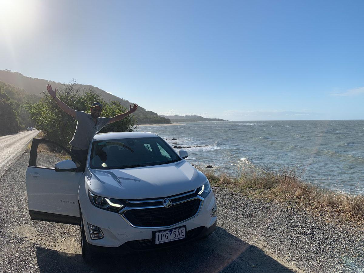 Ruta en coche por Cairns
