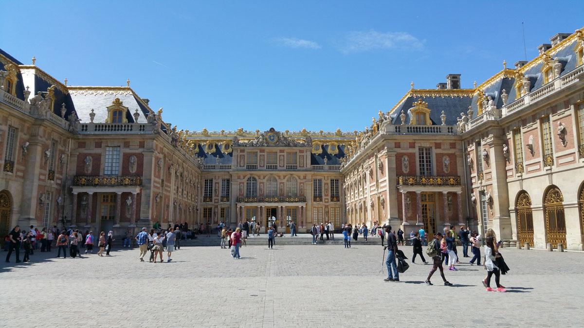 Excursiones desde Paris: Versalles